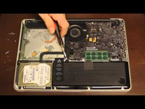 How to Replace Macbook Pro Battery