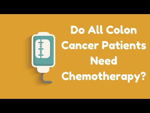 Do All Colon Cancer Patients Need Chemotherapy?
