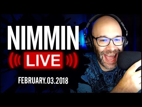 YouTube Q&A and Channel Grading   Nimmin Live
