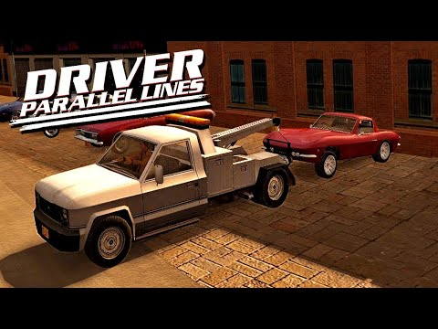 Driver: Parallel Lines - Gameplay Walkthrough - Mission #6: Repoman