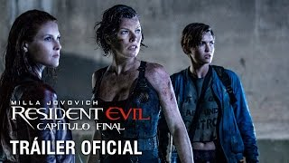 Resident Evil Capítulo Final - Tráiler Oficial
