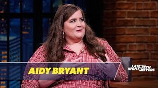 Download Aidy Bryant Shares an Emo Self-Portrait from High School Video