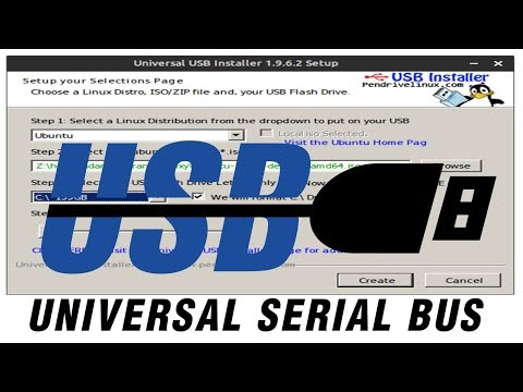 How to Make Bootable USB from ISO with Universal USB Installer