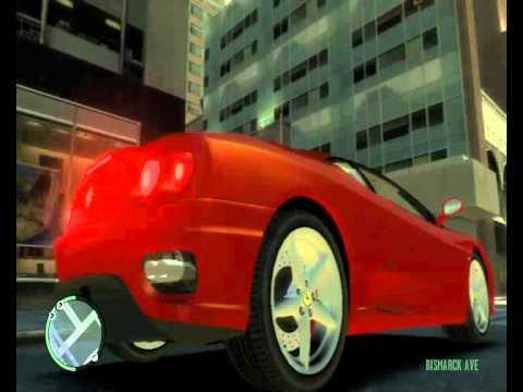 GTA IV - Ferrari Modena  By : Juninho