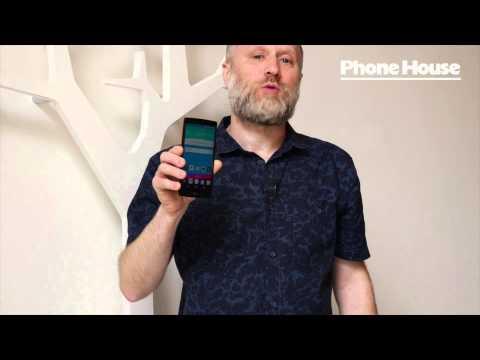 Smygtitt på LG G4