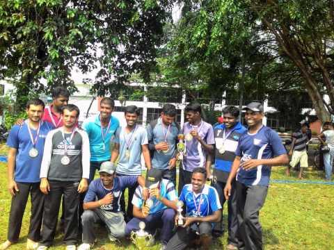Pakistani Cricket Player in Malaysia