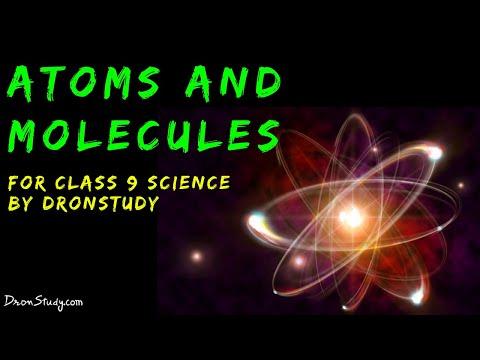 Atoms and Molecules : CBSE Class 9 IX Science