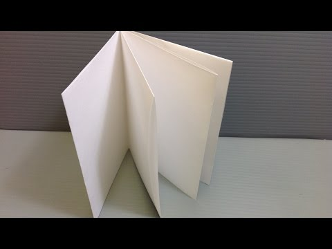 Simple Origami Notebook US Letter/A4