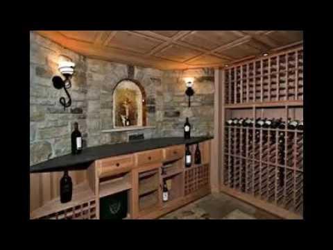Build A Wine Cellar In Basement