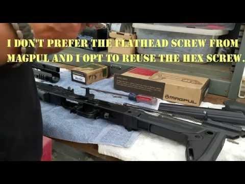 AK Ranch Rifle AK MOE+ Grip 01