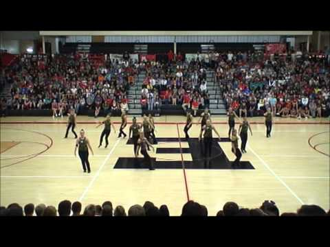 Emporia High School Dance Team -