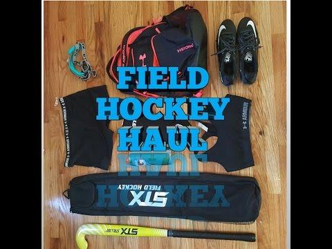 Field hockey Haul