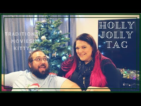 Holly Jolly Christmas Tag | Married Couple Edition| Musings of a Fox