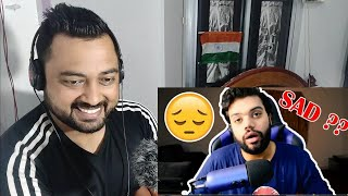 Indian Reacts To WHY YOU SHOULD NEVER MAKE A YOUTUBE CHANNEL | Indian Reactions