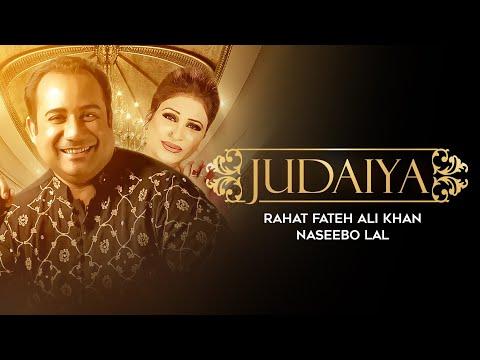 Xxx Mp4 Judaiya Full Video Rahat Fateh Ali Khan Naseebo Lal Zahid Ali VIP Records 3gp Sex