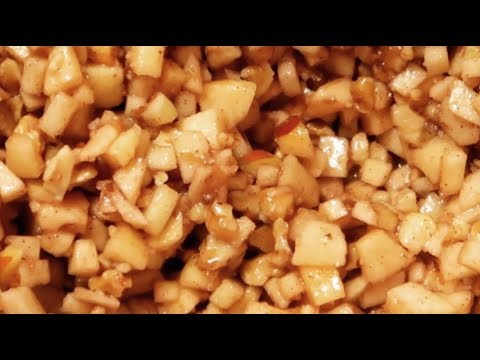 Charoset (Apples & Honey)