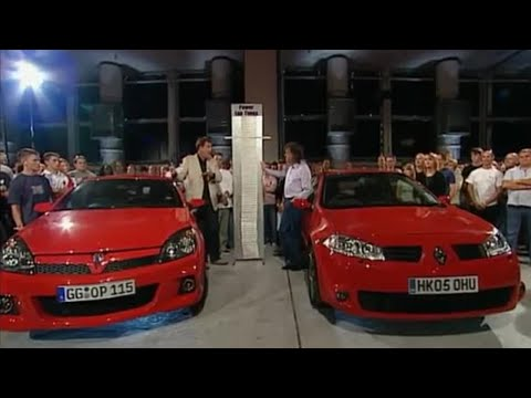Hot hatches   Top Gear   BBC