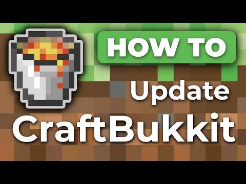 MINE Tut'z : How To Update Craftbukkit