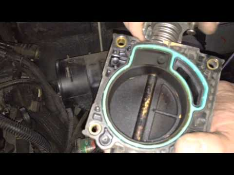 Ford Focus & Escape Sticking Throttle Body 4cyl Engines
