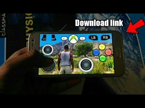How to download gta 5 Xbox one new Android phone main