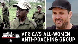 Meet the All-Women Group Protecting Zimbabwe's Animals from Poachers - The Jim Jefferies Show