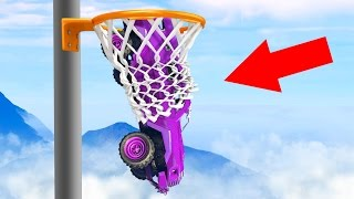 GTA 5 INSURGENT BASKETBALL! (GTA 5 Funny Moments)