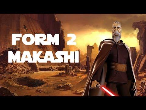 Makashi (Form 2 Lightsaber Combat)