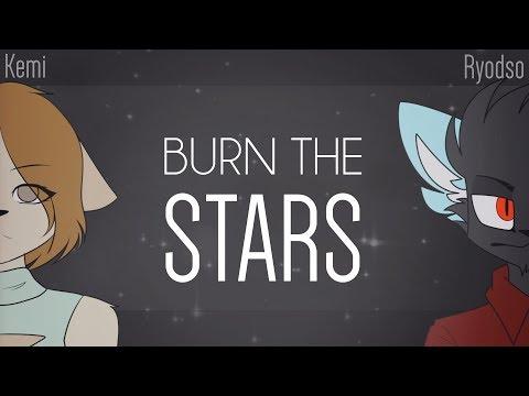Burn the stars | meme | Collab with Kemi