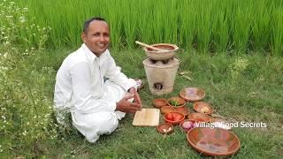 Aloo Keema Recipe by Mubashir Saddique | Village Food Secrets
