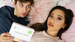 boyfriend and i DNA test