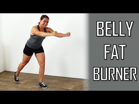 Cardio Workout to Lose Belly Fat – 20 Minute Belly Fat Burning Cardio Exercises at Home