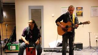 Chasing Cars (snow Patrol Cover) - Filmed By David Barrs At Foodhub Fundraiser