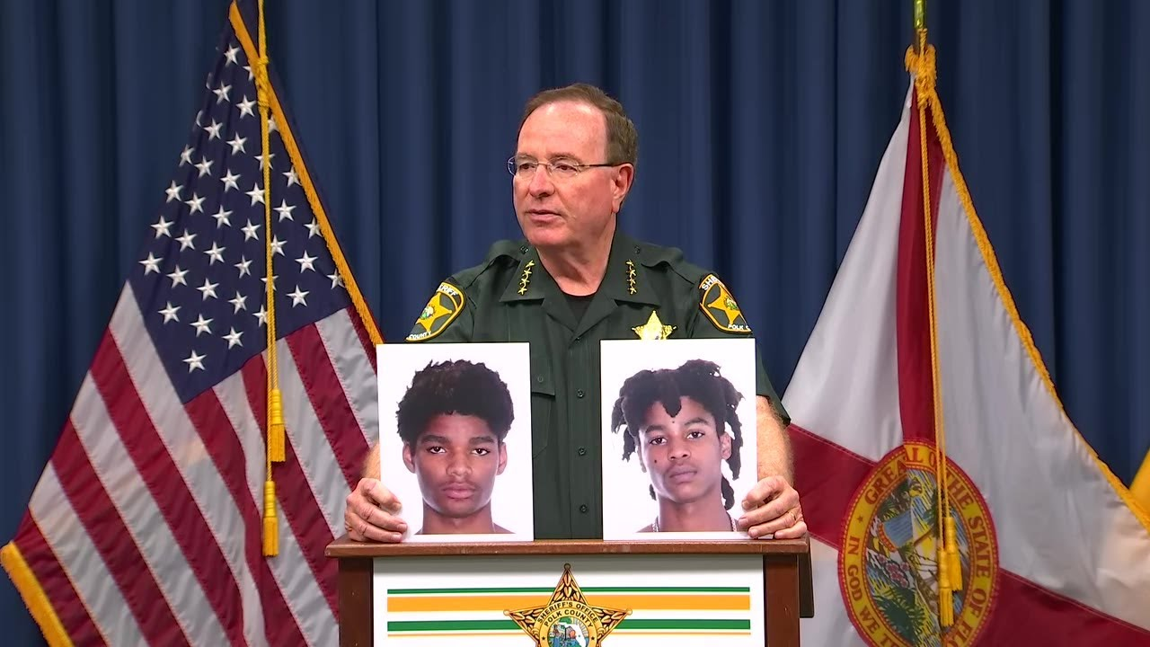 16-year-olds arrested for murder of 17-year-old: Sheriff's full press conference