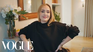73* Questions With Adele | Vogue
