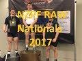 NZPF RAW National 2017 | 662.5kg @ 104.5kg, 22y/o