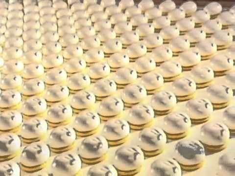 How it's made, Marshmallow cookies.