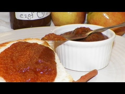 Apple Butter - Quick Cooking Recipe