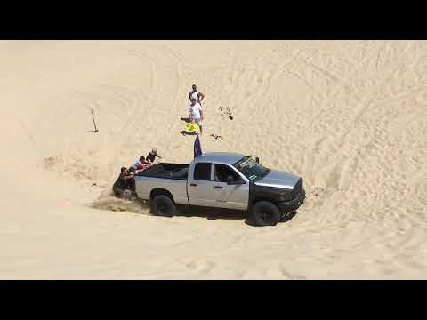 Can You Drive A 2 Wheel Drive Truck In Sand Dunes?
