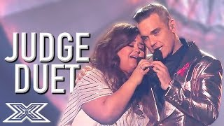 Judge Duet Receives A STANDING OVATION On The X Factor UK 2018 | X Factor Global