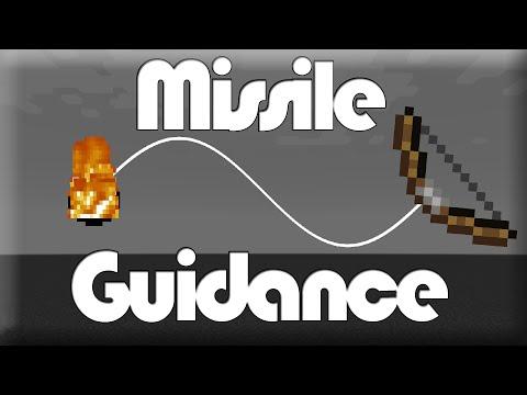 [Tutorial] Guided & Regular Rocket Launcher in Vanilla Minecraft Using Fireballs! [MC 1.8]+