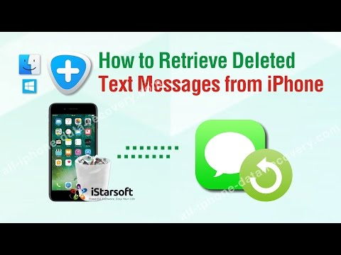 SMS Recovery - How to Retrieve Deleted Text Messages from iPhone