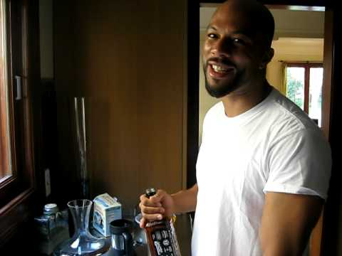COMMON MAKING HIS GRANDMA'S HOT TODDY RECIPE
