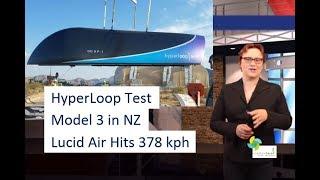 ecoTEC 11: HyperLoop One Real Life Test Success