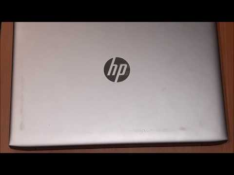 How to install a hp laptop hard drive -