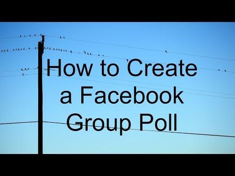 How to create a poll on Facebook easily   AIO 