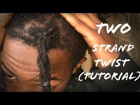 How To Do Two Strand Twist