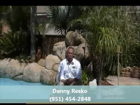 South Corona Pool/Jacuzzi/Rock Waterfall  Home