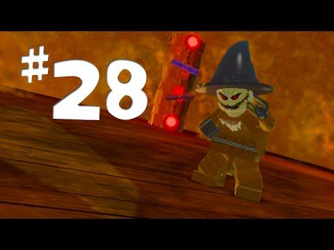 Road To Arkham Knight - Lego Batman 2 Gameplay Walkthrough -  Part 28 - Scarecrow