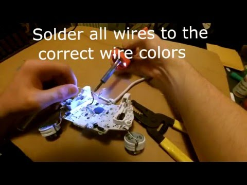 How to fix a Xbox 360 wired remote