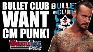 Bullet Club Tease CM Punk Wrestling RETURN?! | WrestleTalk News Aug. 2017